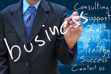 typical business services and concepts